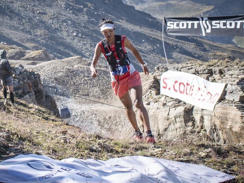 21. ročník, trailová bežkyňa Mira Rai