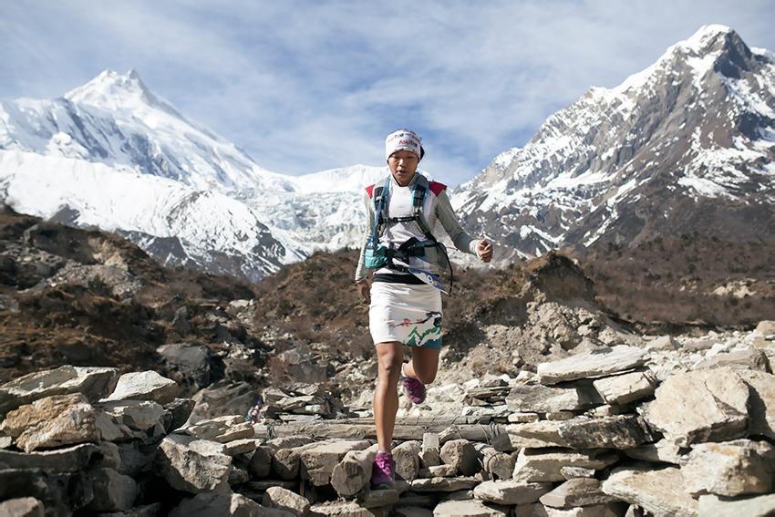 Hory a Mesto 21. ročník, trailová bežkyňa Mira Rai