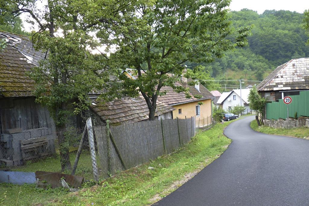 Kopec - horný koniec, Strážovské vrchy