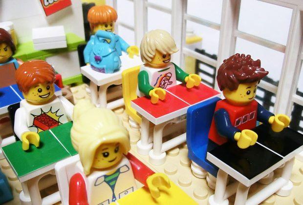 Lego v Tatranskej galerii 2020