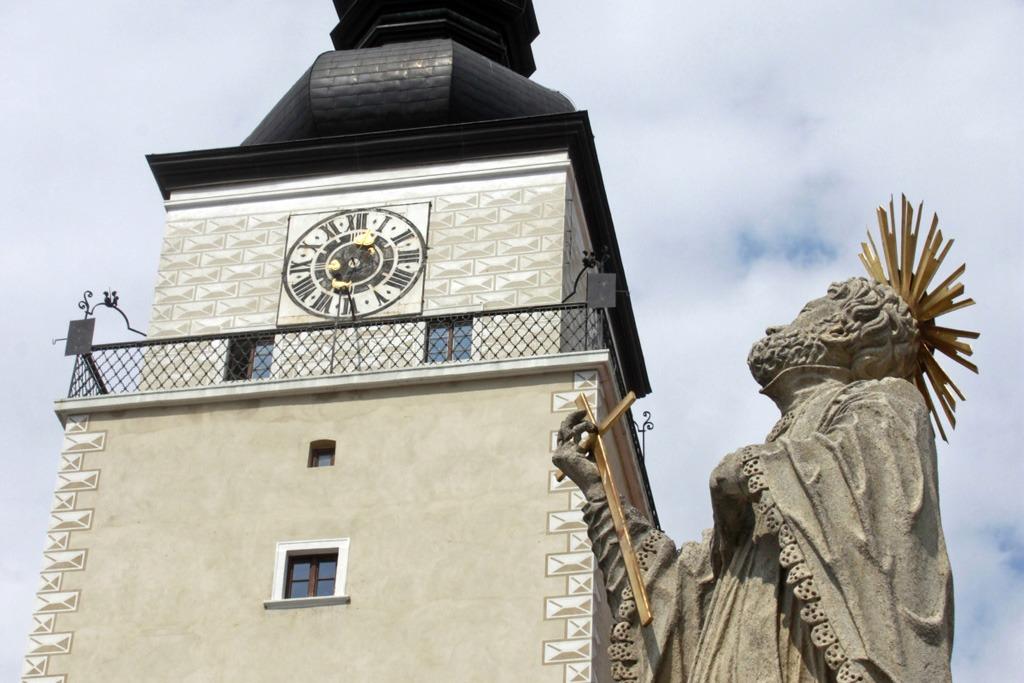 Výstupy s hodinárom na Mestskú vežu v Trnave
