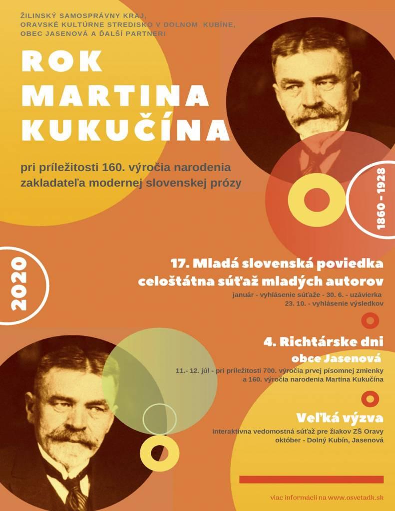 Rok Martina Kukučína