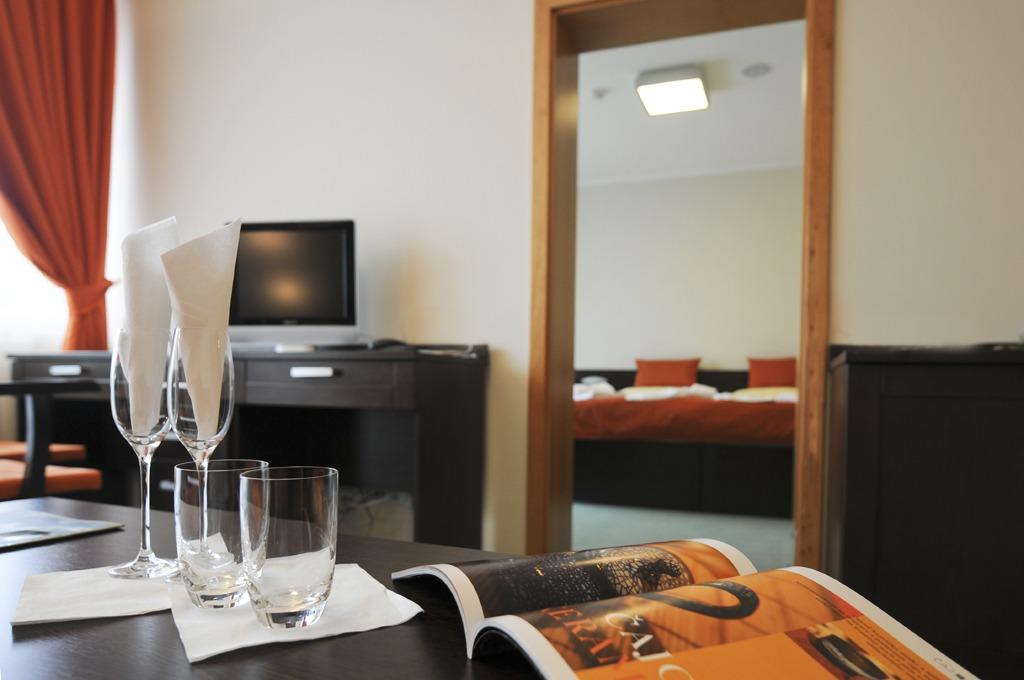 Romantický Valentín ajurvédsku masáž v hoteli Sorea Regia, apartman