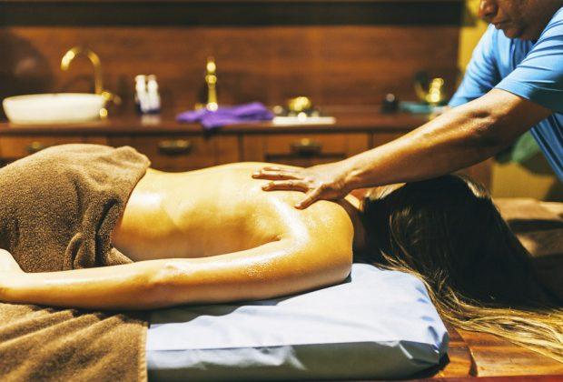 Romantický Valentín ajurvédsku masáž v hoteli Sorea Regia