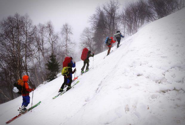 Skialpinizmus v lyžiarskych strediskách