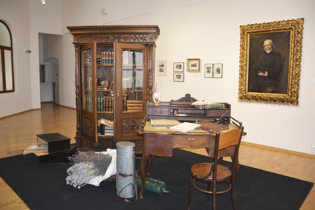 Výstava Herbár – Podtatranské muzeum Poprad