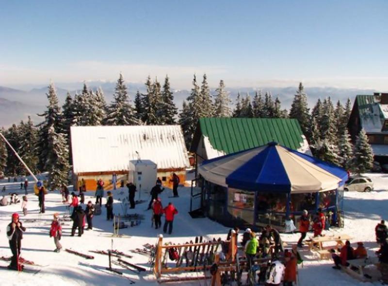 apres ski bar martinske hole, bary