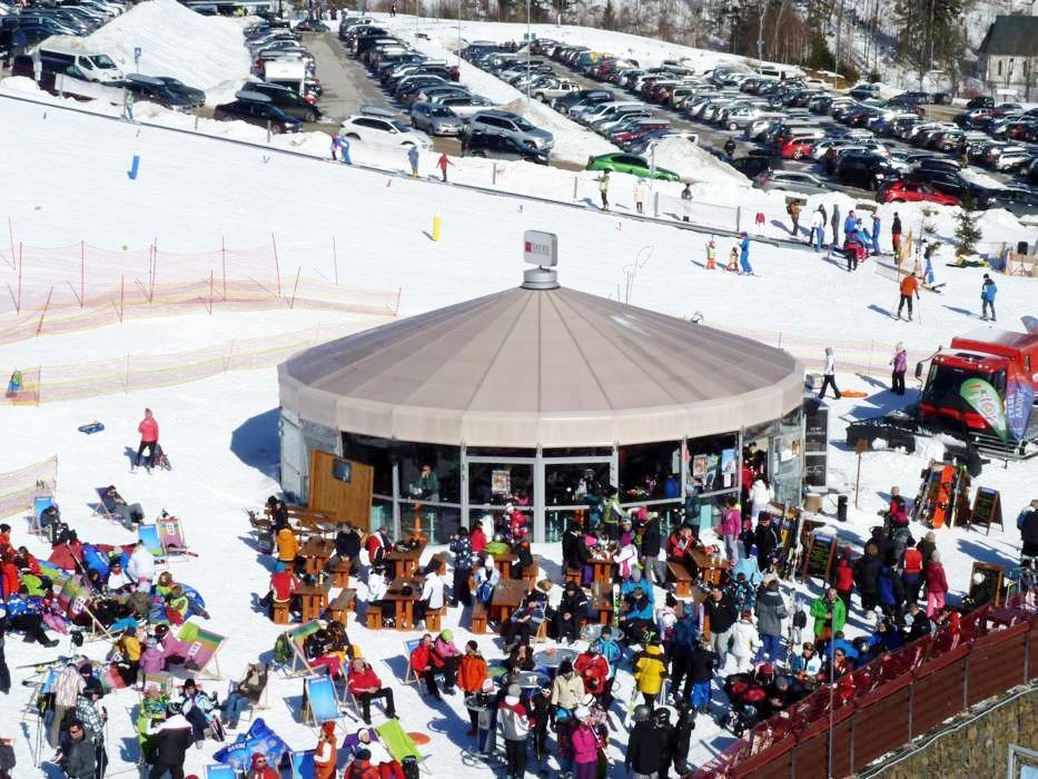 apres ski bar tatranska lomnica, bary