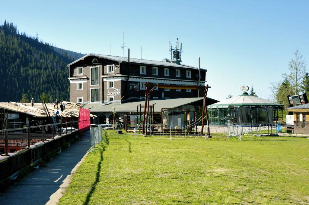Vydajte sa s nami na Srdiečko, Chopok, Tále a užite si výhľad z Rotundy, Hotel Srdiečko