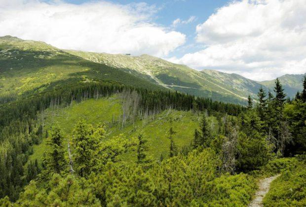 Vydajte sa s nami na Srdiečko, Chopok, Tále a užite si výhľad z Rotundy, hrebeň Nízkych Tatier z Pálenice
