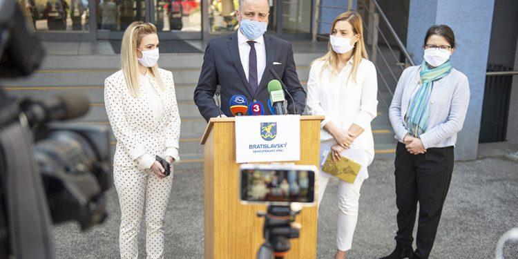 Bratislavská župa je pripravená aj na krízové scenáre 2020