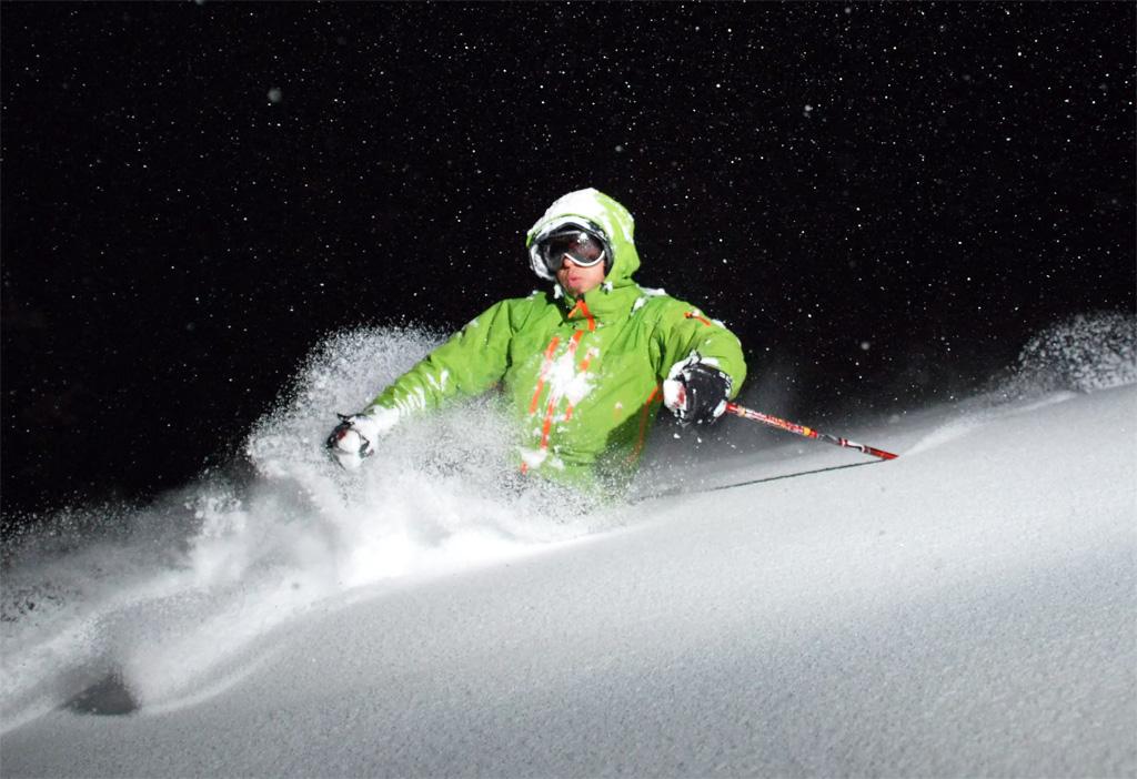 Jazda ratrakom a večerné lyžovanie, Dedovka, snowparadise, Velka Raca