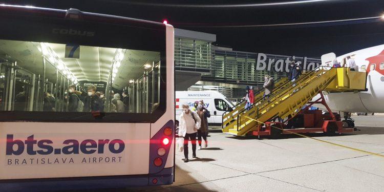 Letisko BTS vybavuje v súvislosti s pandémiou koronavírusu repatriačné lety Slovákov