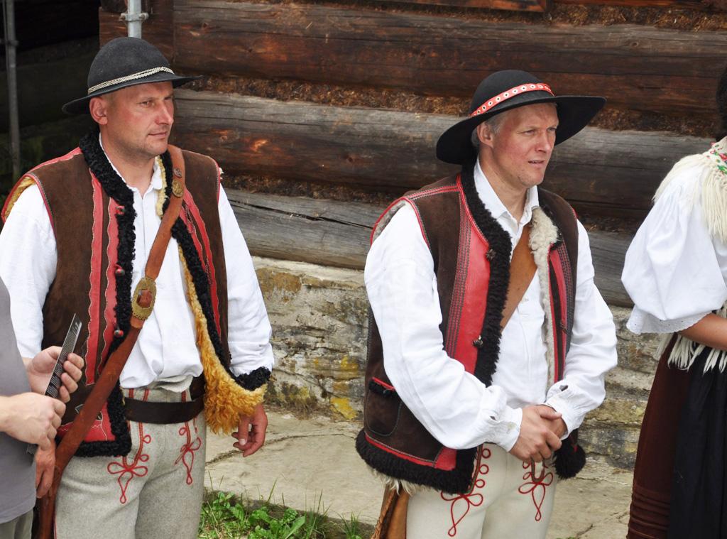 Pod Roháčom žijem, folklorista Richard Janoštín a horský vodca Rudo Žuffa, Hory a mesto 2020