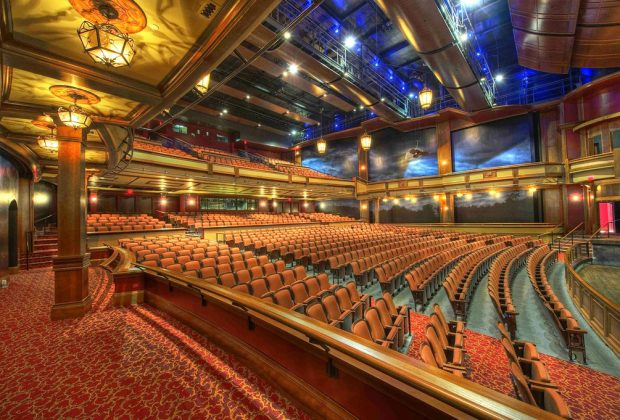 Posolstvo k svetovému dňu divadla 2020, Divadlo ako svätyňa_Shahid Nadeem