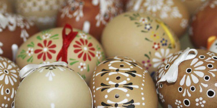 To vajíčko maľované v Čadci