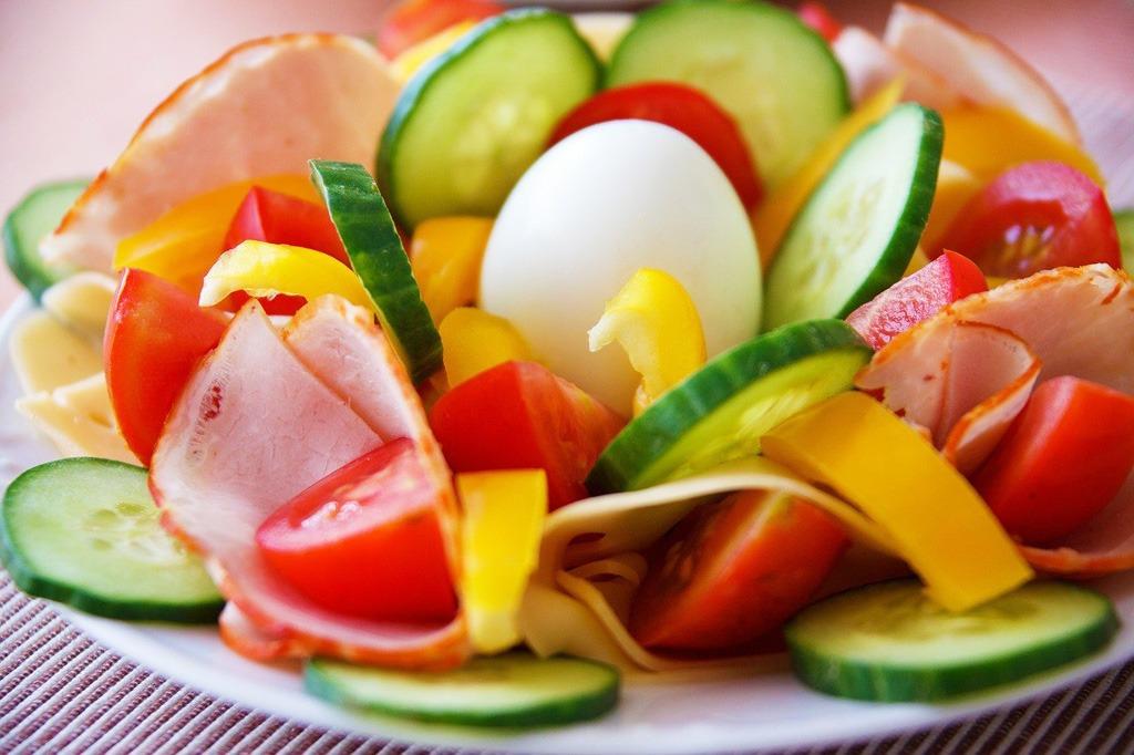 Zdravý tanier