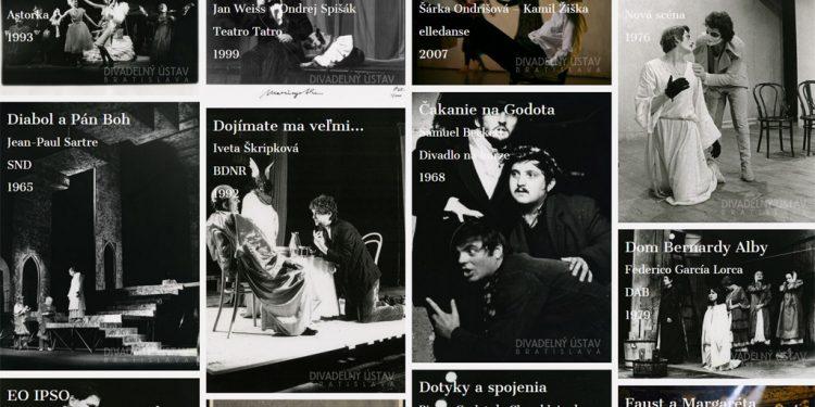 Zlatá kolekcia slovenského profesionálneho divadla