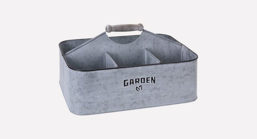 Balkónová relaxácia môže byť dobrý nápad, 4Home, Koopman-Zinkovy-obal-na-bylinky-Garden-plant-355-cm