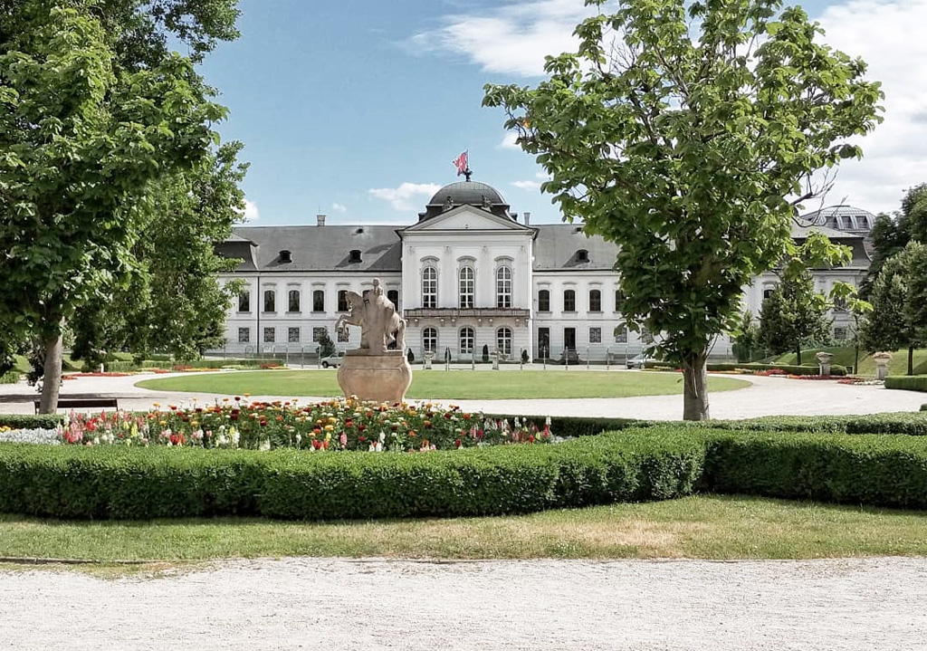 Gasalkovicov palac, Bratislava