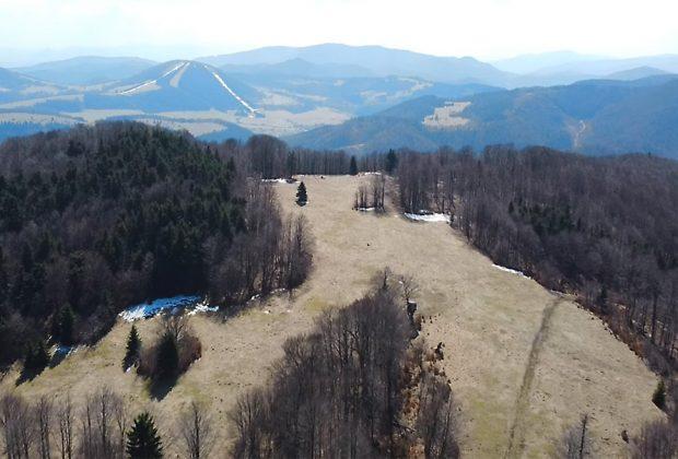 Strážovské vrchy – HRUBÁ KAČKA