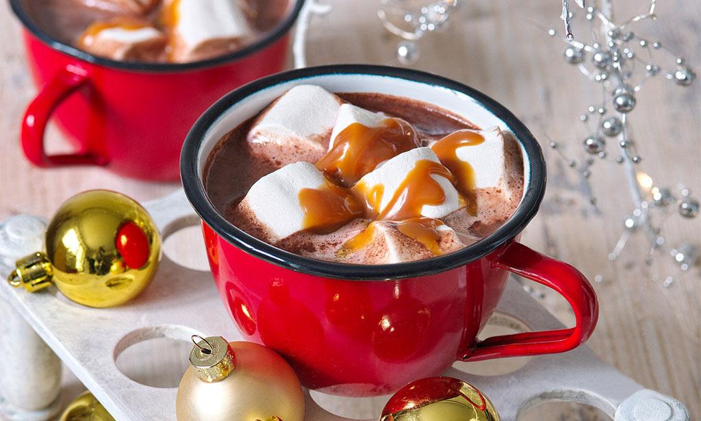 Svieža chuť ovocia v lahodnom vegánskom toppingu od Dr_Oetker, karamelova-horuca-cokolada