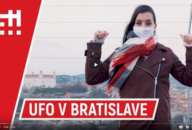 Vyhliadka UFO – adrenalín v oblakoch