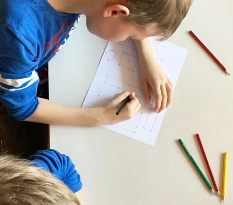 Vzdelávanie a výtvarné a aktivity na webe Slovenskej náhradnej galérie
