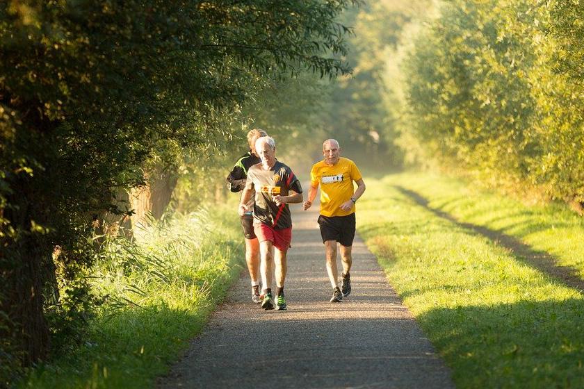 5 praktických tipov pre začínajúcich bežcov, vďaka ktorým si beh užijete, Naplánujte si trať, ktorá je dostatočne zaujímavá