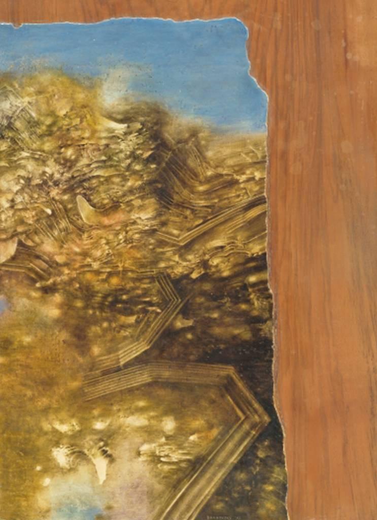 Albín Brunovský Maľby na drevo, GMB