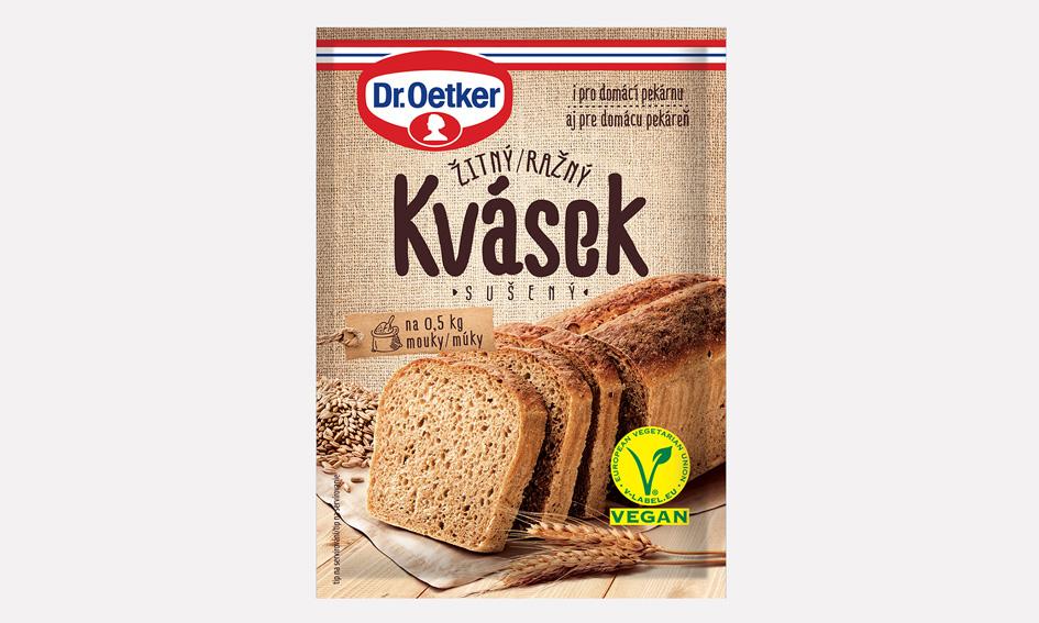 Domáce pečenie s Ražným kváskom od Dr. Oetker, Dr_Oetker_Zitny_Razny_kvasek_15g