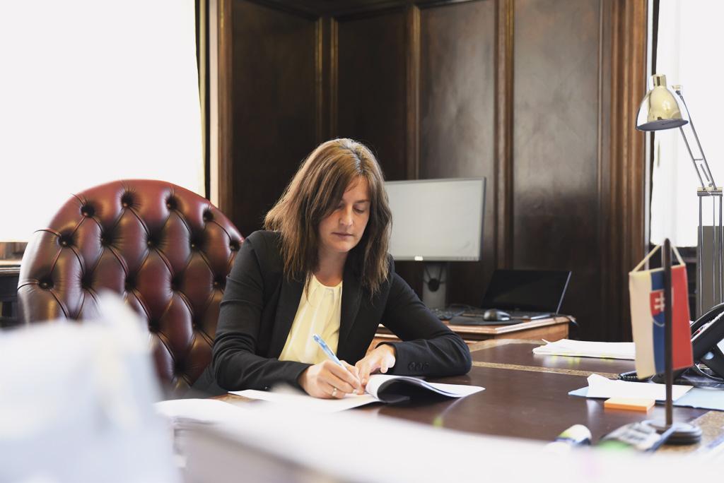 Dotácie ministerstva kultúry pokračujú aj v čase COVID-19, Milanová Natália