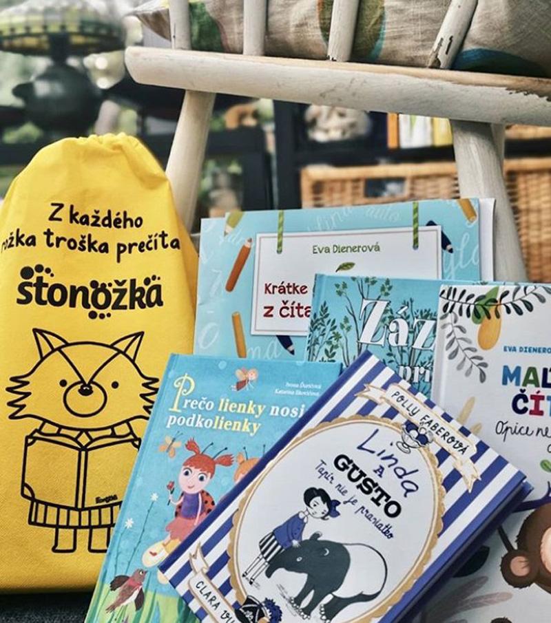Knižné batôžky, ktoré zabavia deti a pomôžu rodičom , batoztek