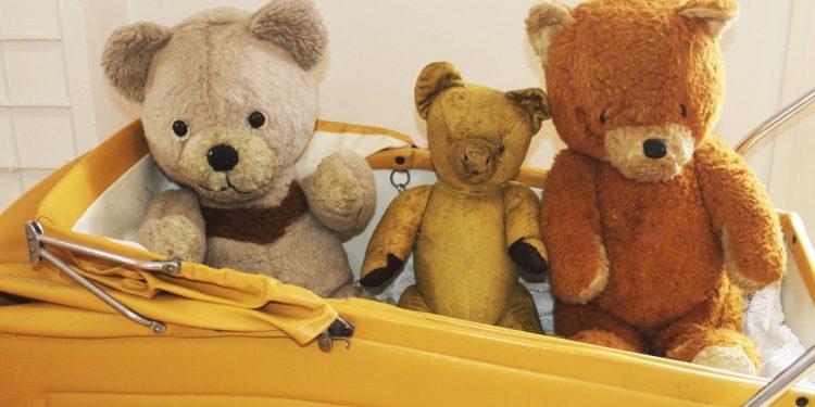Pamätáte sa na svoje hračky v detstve? Výstava Keď sme boli deti