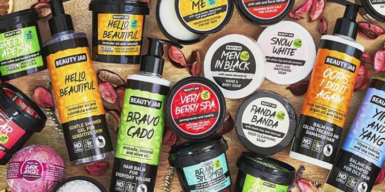 Prírodná kozmetika Beauty Jar – to najlepšie pre vaše telo