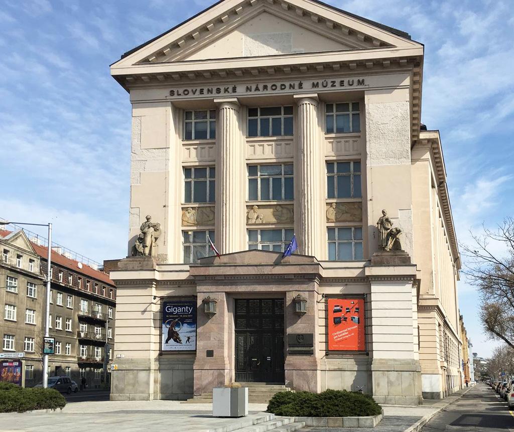 Prírodovedné múzeum, Bratislava