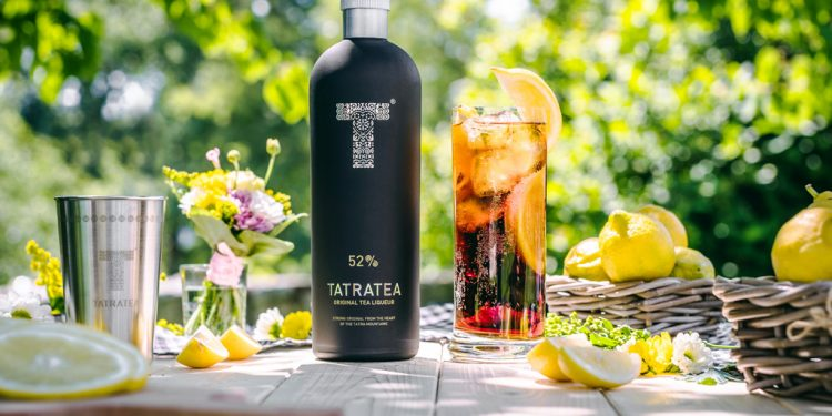 Tatranský čaj TATRATEA 52 original, Don't stop the parTEA