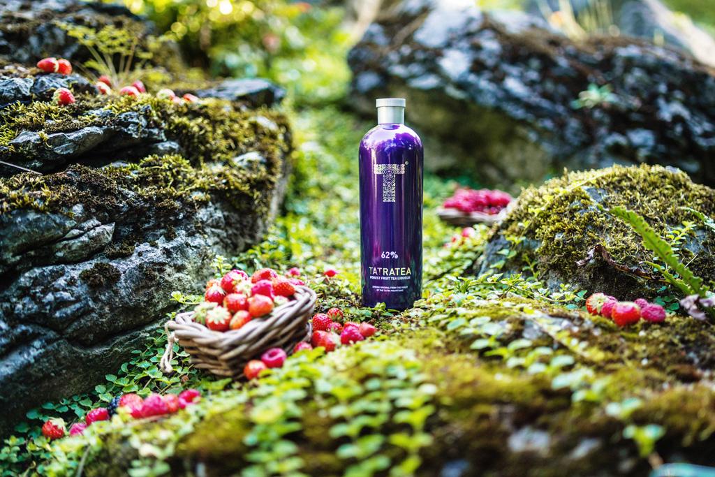 Tatranský čaj TATRATEA 62 lesne ovocie