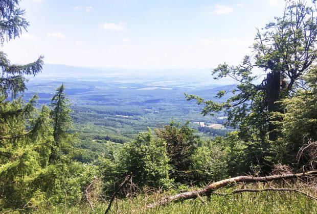 Záhadné lesy pohoria Tribeč