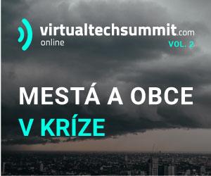 Virtualtechsummit, mesta a obce v krize
