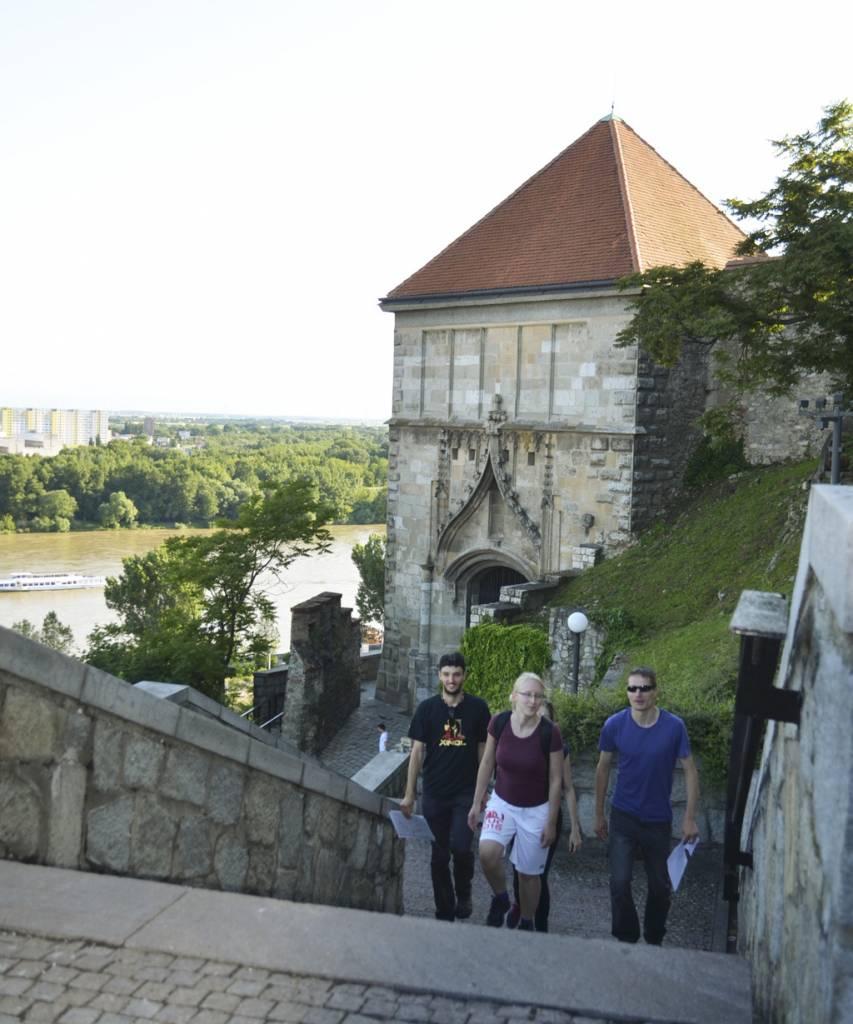 Vyskúšajte mestskú hru City Game Bratislava
