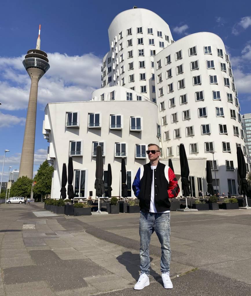 Čo vás napadne, keď sa povie Nemecko, gastro zážitok očami blogera, Tomáš Bomba, Düsseldorf