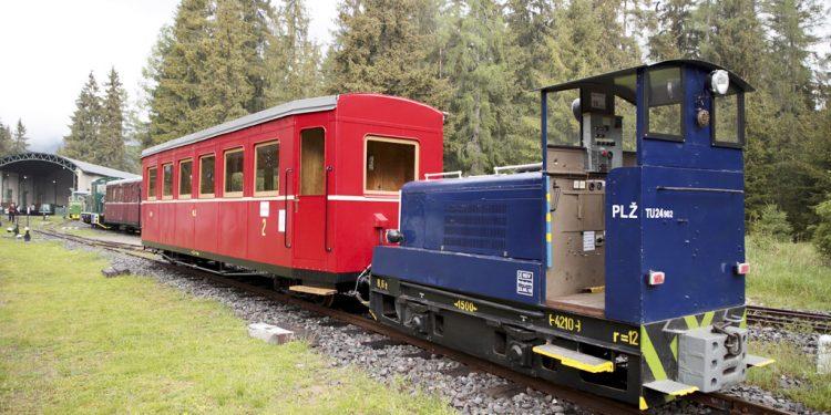 Železnička premáva už aj na Liptove