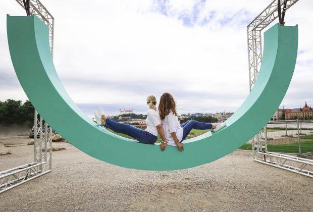 365.bank bude celé leto na Tyršáku, nová mestská pláž v Bratislave