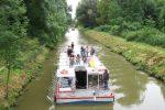 Na Baťovom kanáli v Skalici už môžu plávať lode