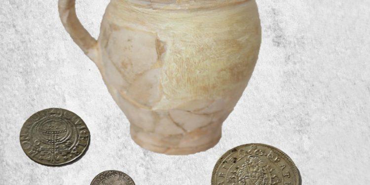 Numizmatika v našich zbierkach Kysucké múzeum v Cadci, kastiel Radola