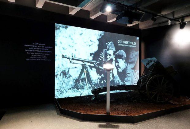 Predstavujeme multimediálnu výstavu SNP 1944, Banska Bystrica
