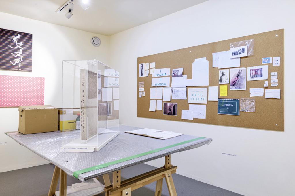 Prvé múzeum Júliusa Kollera otvorené! Slovenská národná galéria, Antimuzeum