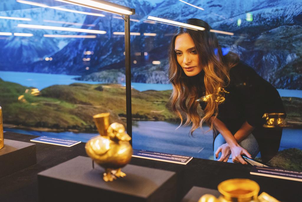 Svetová výstava Poklad Inkov, Bratislava
