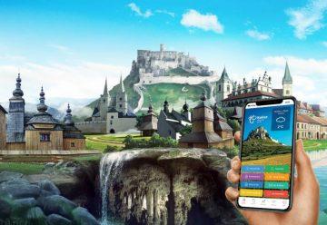 Turistický sprievodca, aplikácia do mobilu, Košice region
